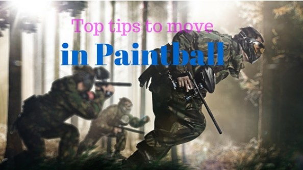 How to move in paintall