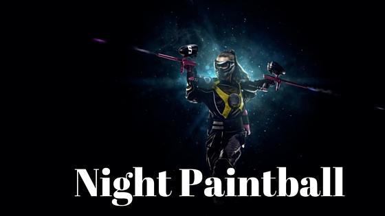 Night Paintball