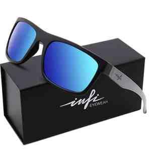 Polarized Fishing Sunglasses for Men Women