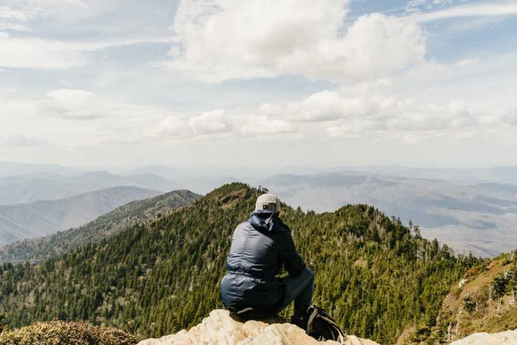essentials of hiking solo
