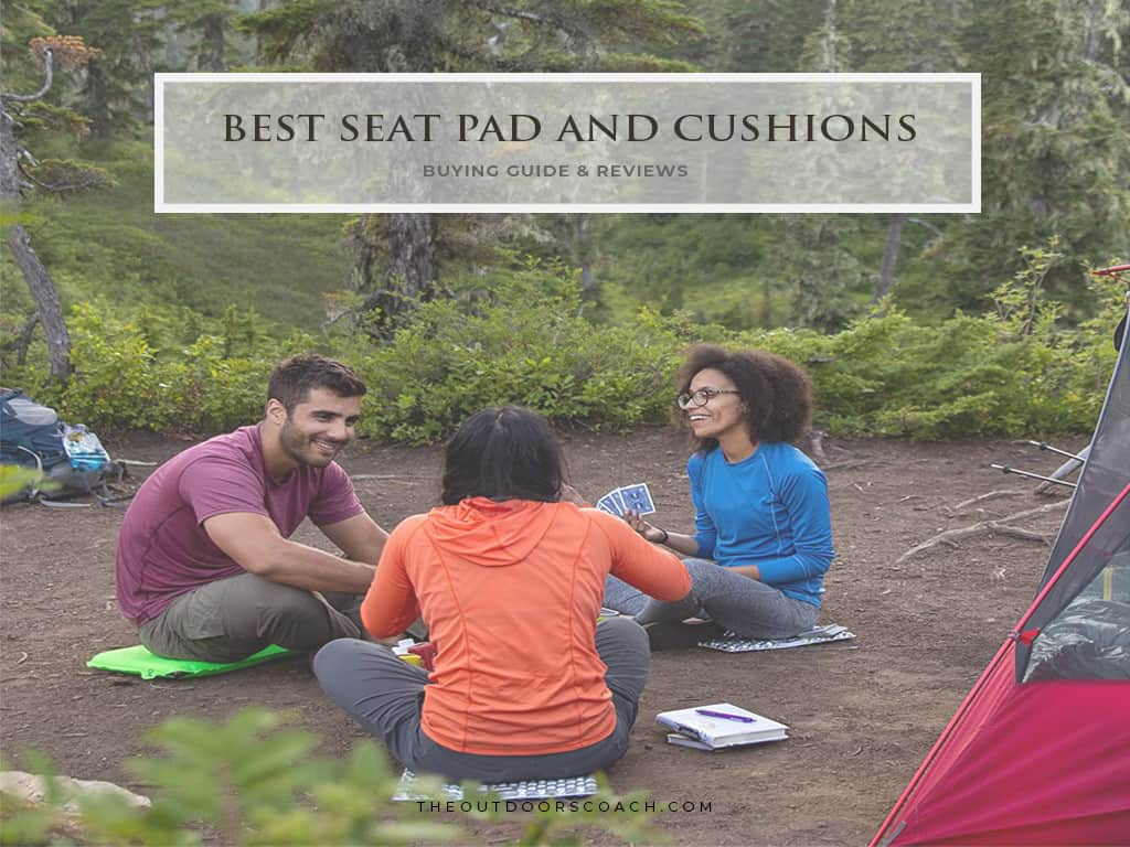 best hiking seat pads