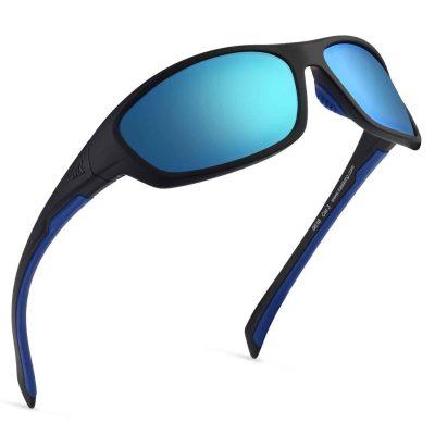 KastKing Hiwassee Polarized Sport Sunglasses for Men