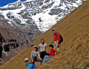 A Himalayan Trekking Adventure