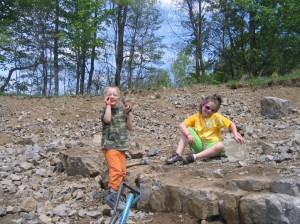Fun for all at Crystal Grove Mine