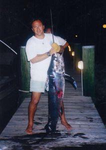 Start with a Fresh Swordfish!