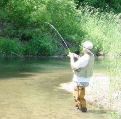 Trout Spinner