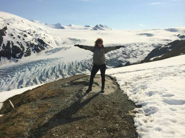 hikes near Anchorage