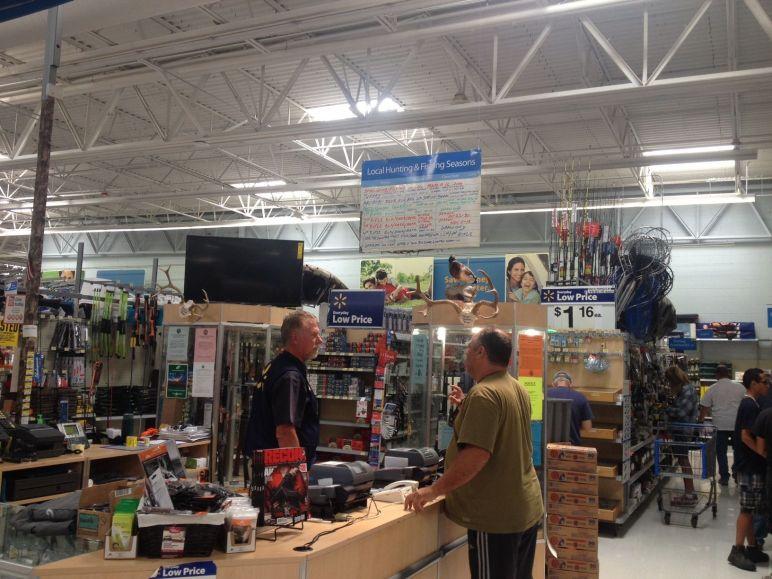 Walmart Hunting Permits