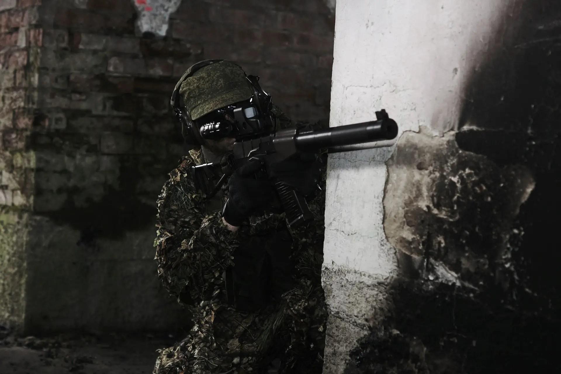 rifle scope under 300