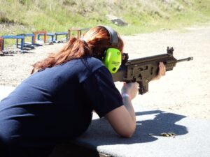 rifle scope under 400