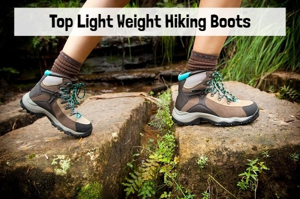 5 Light Weight Hiking Boots to Consider