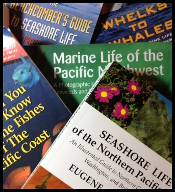 A few of my favorite field guides