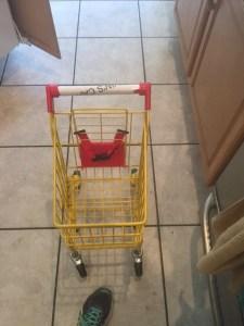 bomb cart