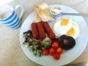 Jenny's Breakfast