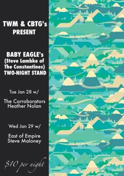 Baby Eagle's Two Night Stand