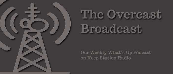 Overcast broadcast
