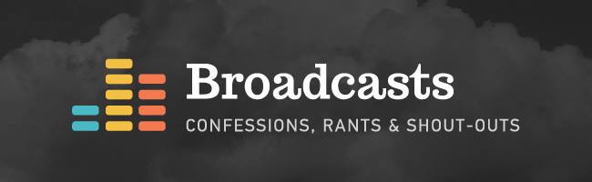Broadcasts Banner