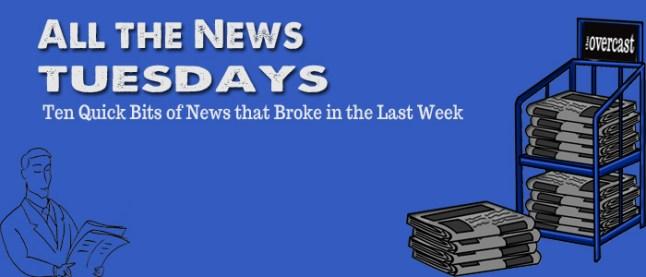All the News Tuesdays