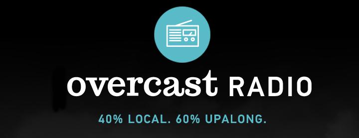 Overcast Radio logo