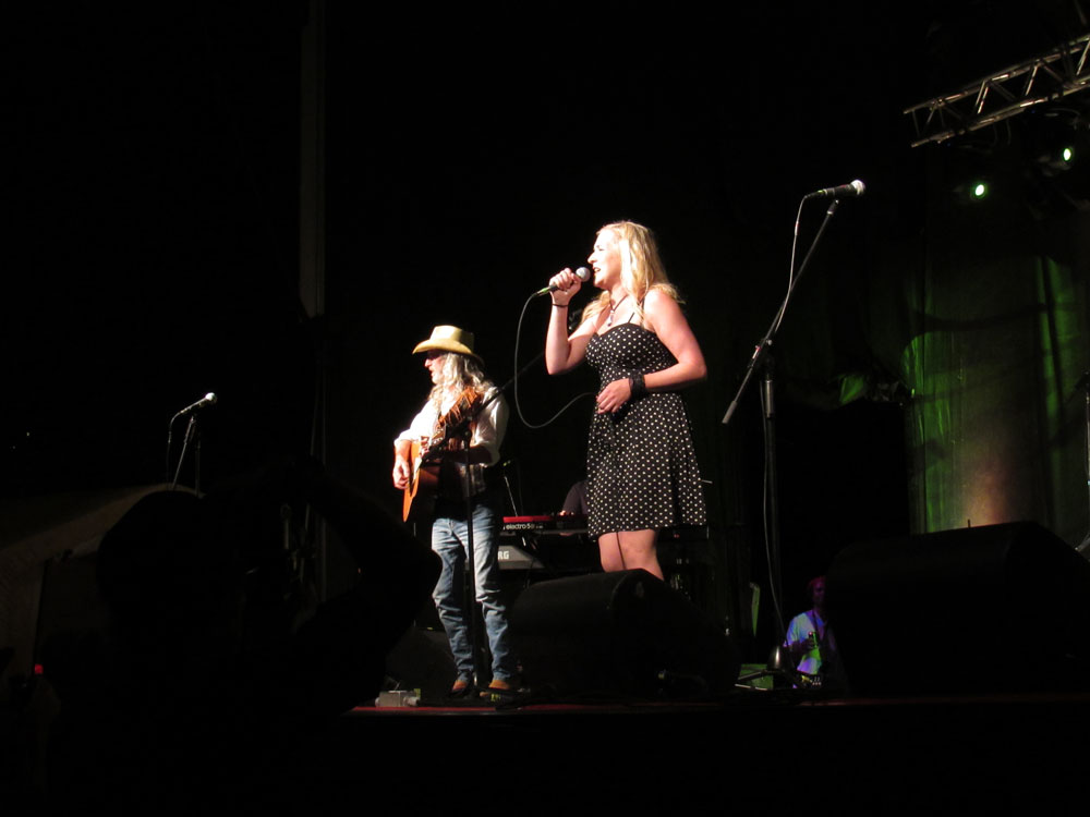 Colleen Power and Sandy Morris Performing Mary Got A Baby @ Ron Hynes Tribute