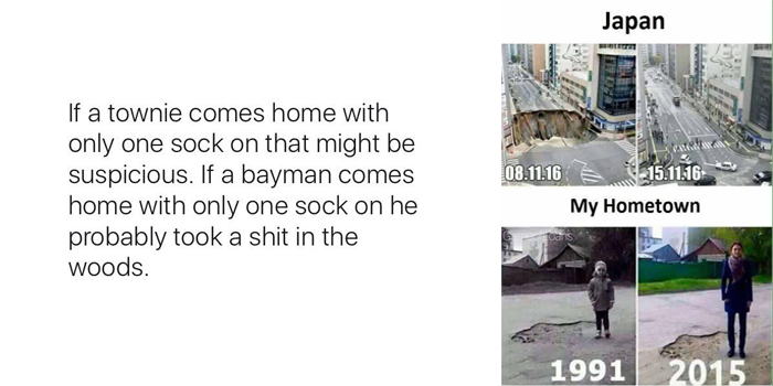 You Might Be A Bayman If The Rise Of Cape Shore Memes The Overcast
