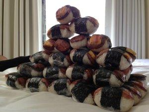 Iyasume - spam sushi