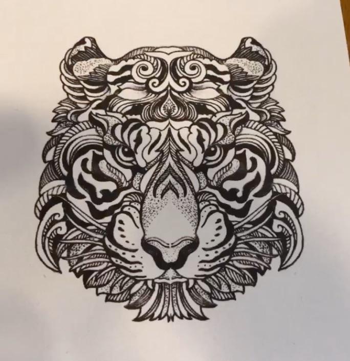 Thailand Tattoo Design