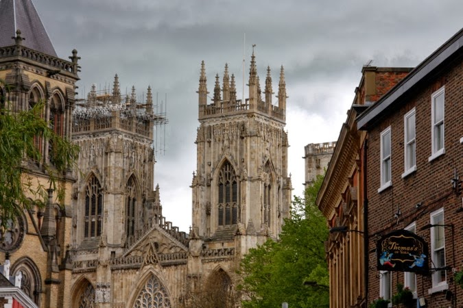 an afternoon in a walled city york england the overseas escape
