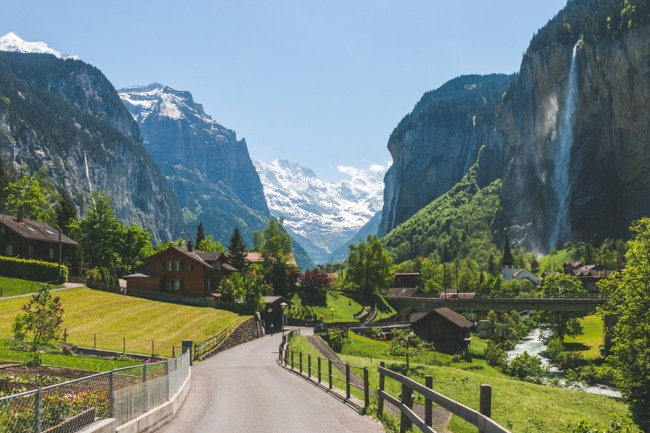 Lauterbrunnen, Switzerland - The Overseas Escape-72
