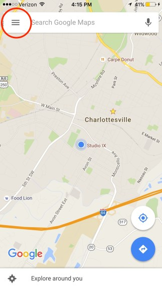 Google Maps - 2