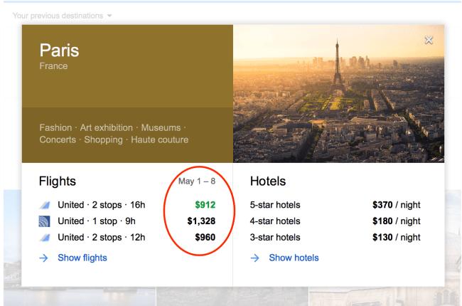 Real-Time Flight Information - Google Flights 101