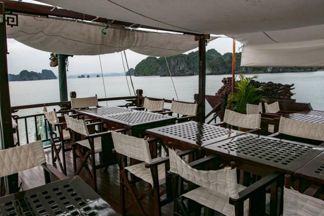 Indochina Junk - Ha Long Bay Vietnam - The Overseas Escape-21