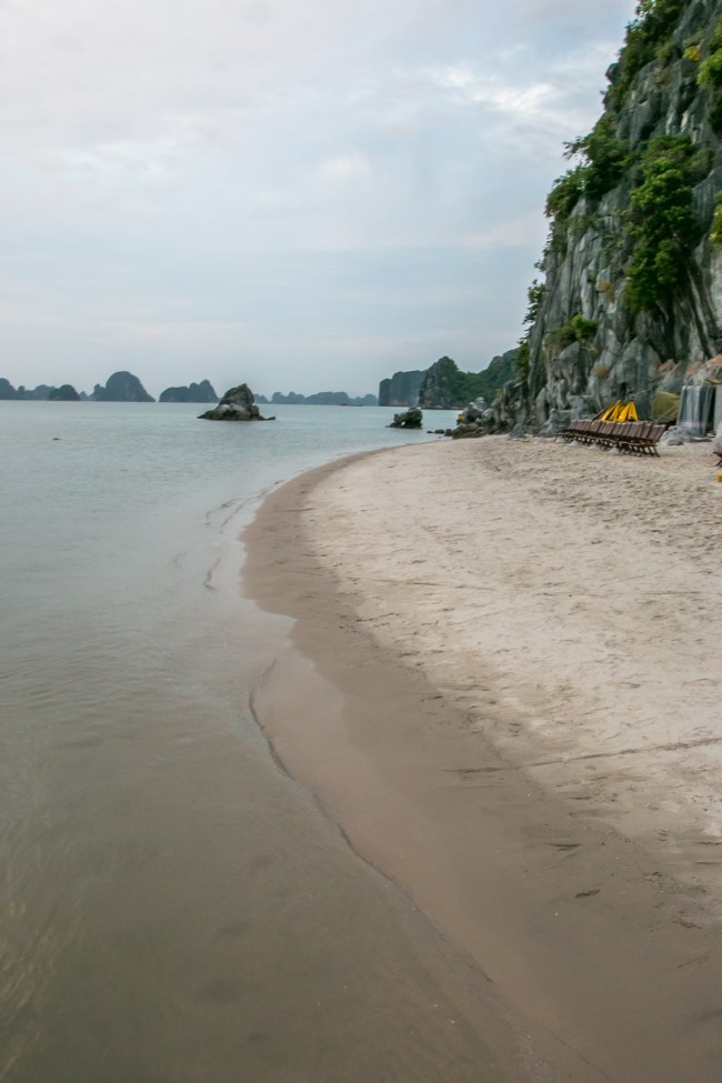 Indochina Junk - Ha Long Bay Vietnam - The Overseas Escape-28