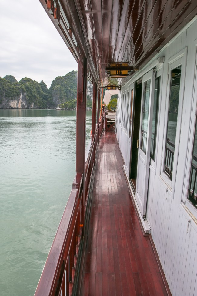 Indochina Junk - Ha Long Bay Vietnam - The Overseas Escape-5