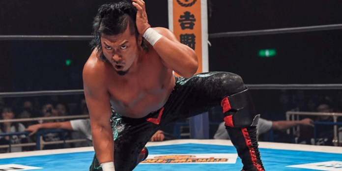 Samoa Joe vs Shingo Takagi