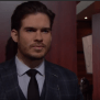 Cbs The Young And The Restless Spoilers Theo Overhears