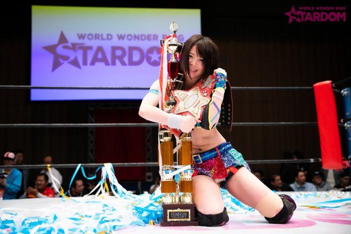 Stardom Ace Mayu Iwatani