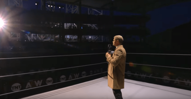 AEW Cody Rhodes – The Speech We Needed - The Overtimer