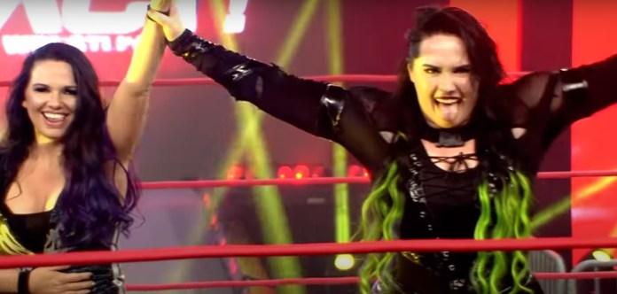 Impact Wrestling Recap (7/21) Tag Team Match – Kiera Hogan and Tasha Steelz  vs. Havok and Nevaeh; Rhino Defeated Hernandez - The Overtimer