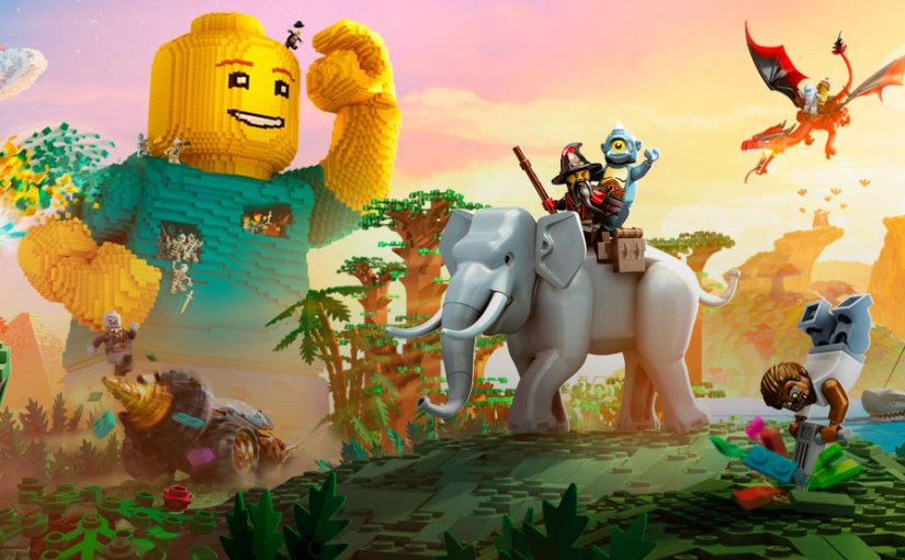 Lego Worlds – Seven Days Later