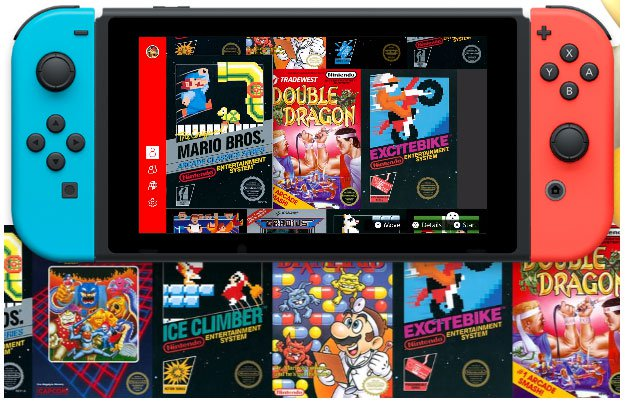 Nintendo Switch Online Free NES games