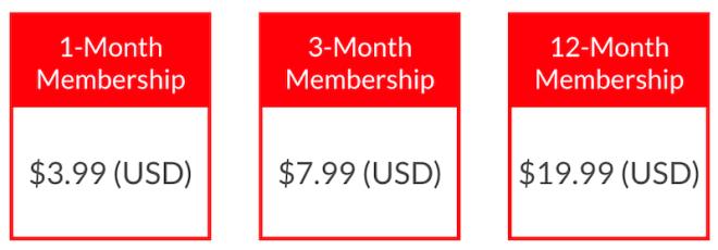 Nintendo Switch Online Pricing