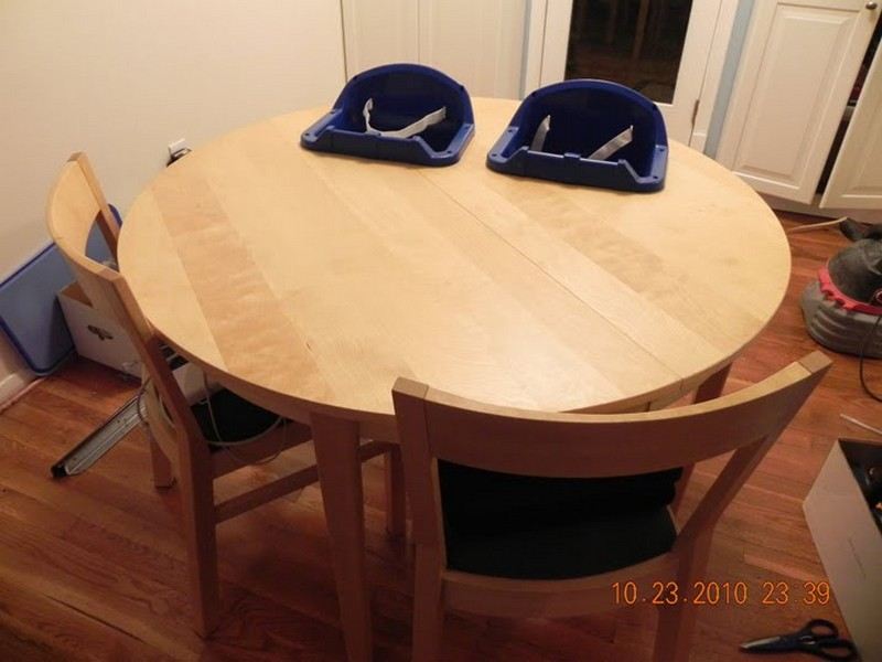 DIY Twin High Chair  The OwnerBuilder Network