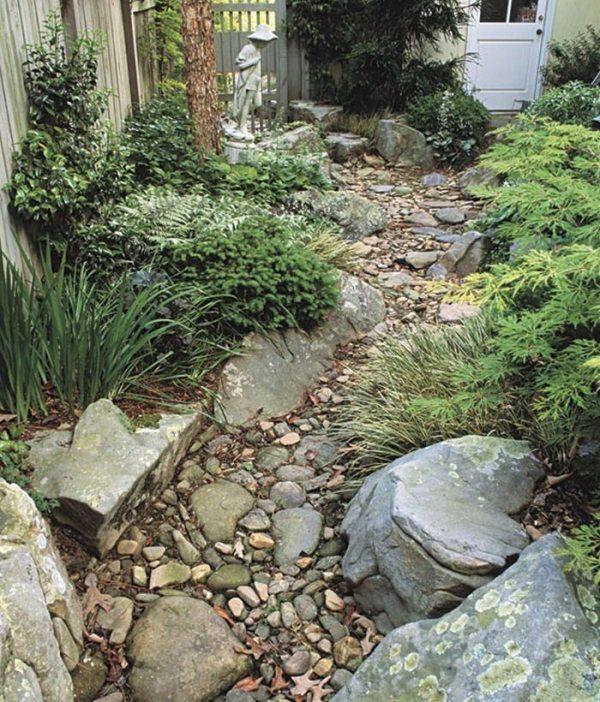 dry creek bed gardens owner-builder