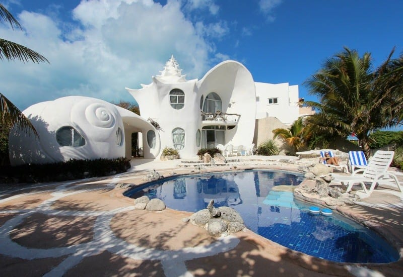 Conch Shell House  The OwnerBuilder Network