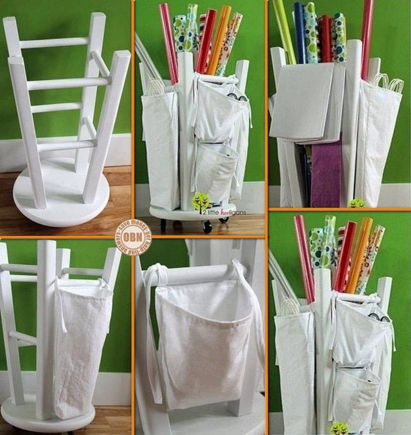 Easy Diy Storage Ideas  The Ownerbuilder Network