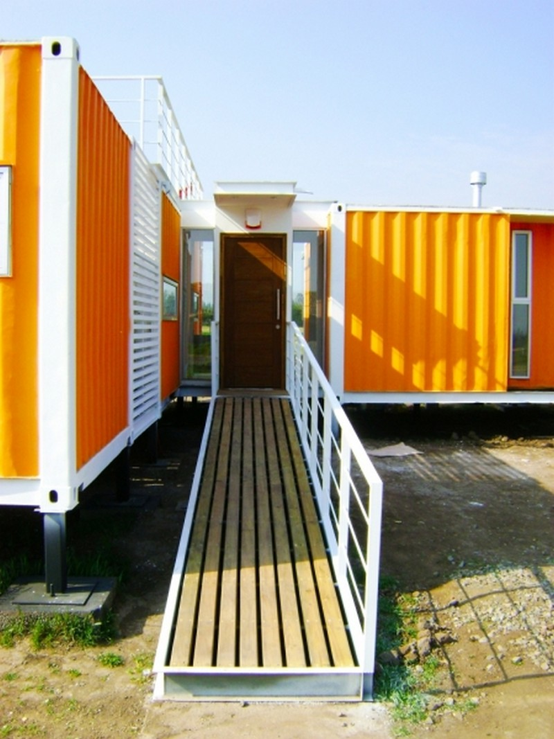 Liray Container Home  The OwnerBuilder Network
