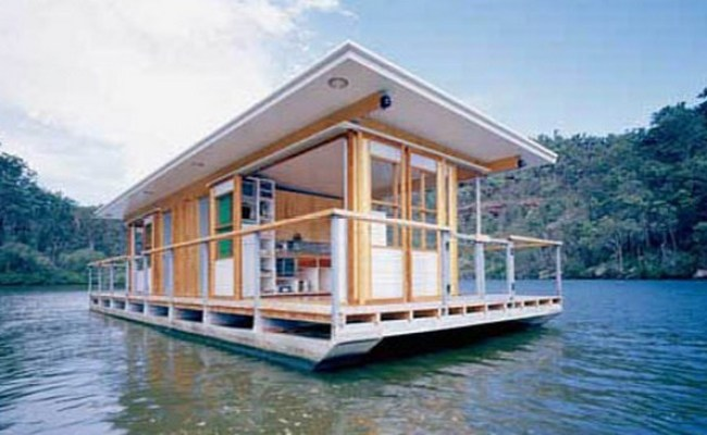Arkiboat Houseboats The Owner Builder Network