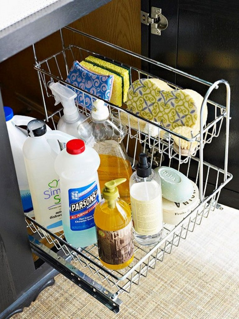 easy diy kitchen storage ideas the