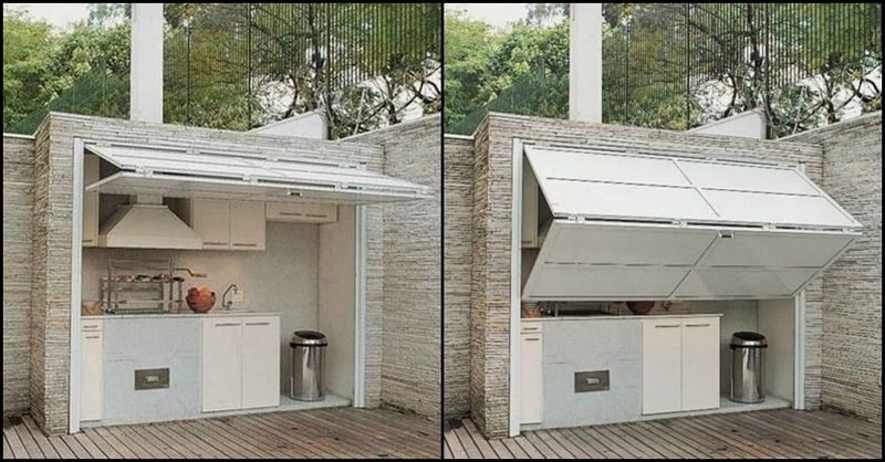 outdoor kitchens retro kitchen stoves the owner builder network